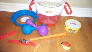 Fisher Price Musical Instruments Windsor Region Ontario image 2