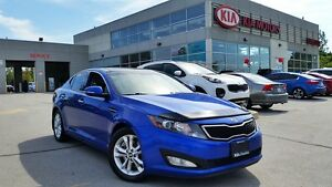 2012 Kia Optima EX TURBO | LEATHER | SUNROOF | NEW TIRES