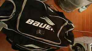 Like new Bauer Hockey bag