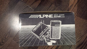 Alpine Ai-NET DVD, SCREEN, ALARM/PAGER and CHANGER Kitchener / Waterloo Kitchener Area image 4
