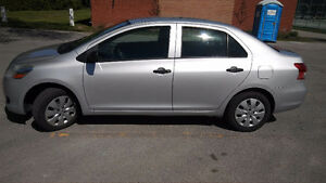 2010 Toyota Yaris Sedan - Priced To Sell