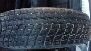 WINTER TIRES   155/80/13      and  155-R13