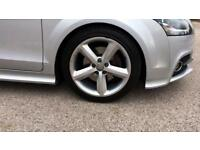 2012 Audi TT 1.8T FSI S Line with Satellite Manual Petrol Coupe