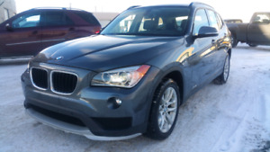 2014 BMW X1 AWD, one owner, no accident, low kms, pano roof