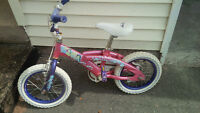 Girls Disney Princess Bike 14 inch