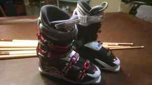 Ski boots for sale,two pairs 27.5