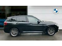 2018 BMW X3 xDrive20d M Sport 5dr Step Auto Diesel Estate Estate Diesel Automati