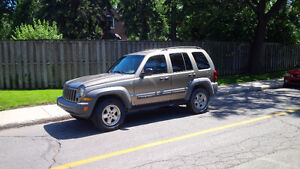 2005 Jeep Liberty CRD Diesel $3000NEGO