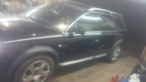 2001 Audi Allroad needs tlc  first $1200 FIRM takes it