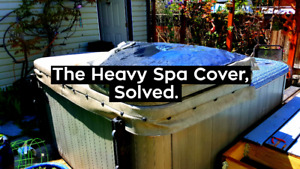 Improve your Hot Tub's Insulation and preserve your cover!