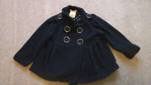 Joe Fresh winter coat - size 2