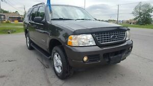 2005 Ford Explorer 4X4 V6 ECHANGE / FINANCEMENT/ 7/7