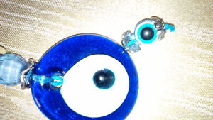 Large Lucky Eye Keychain - for sale ! Kitchener / Waterloo Kitchener Area image 2