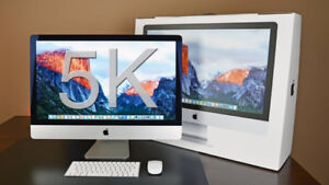 *NEW* Apple iMac 27inch Intel Core i5 Quad-Core with EXTRAS!