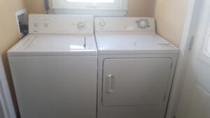 Great Condition Washer and Dryer For Sale