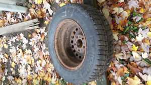 Micheline Winter Tires and Rims West Island Greater Montréal image 1