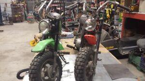 Kawasaki mt1 kv75