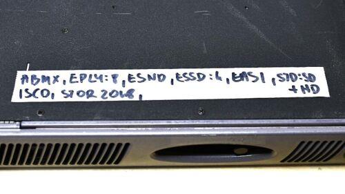 Miranda GV Imagestore IS-750 HD/SD Master Control Channel Branding Processor EAS