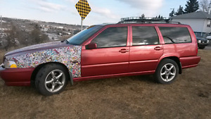 V70 awd turbo wagon