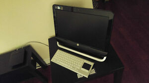 HP Omni 120-1036 All in One computer
