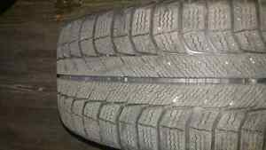 Michelin X-Ice Winter Tires size 17 Sarnia Sarnia Area image 3