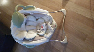 Fisher price vibrating/lullaby chair