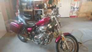 MUST SELL - PRICE REDUCED - 1999, 1100CC, YAMAHA VIRAGO