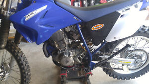 yamaha TT-R 230cc 2005 in excellent condition
