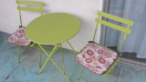 Deck Chair/Table combo!