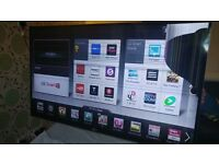 "Lg 42"" led smart 3D tv"