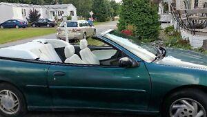 1998 Chevrolet Cavalier cabriolet Cabriolet