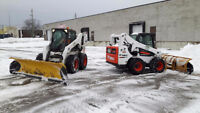 Snow Removal & Salting Services offered 24/7 | CALL US NOW