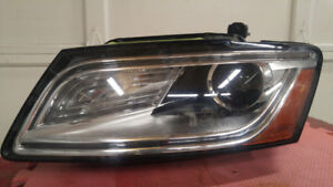 AUDI Q5 2015 drivers headlight