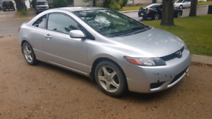2006 Honda Civic 5 speed 1.8