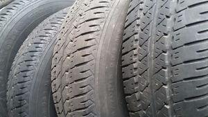 set of all season tires 205/70R15
