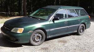 2001 Subaru Legacy Brighton Familiale