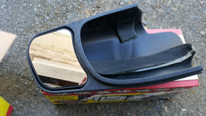 Custom towing extension mirrors for 2002 Chevy Silverado