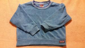 Blue Patagonia Sweatshirt/Sweater Size 3T