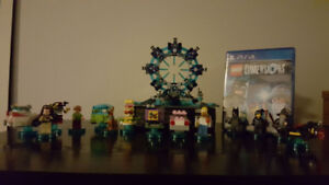 Lego dimensions +3 pack