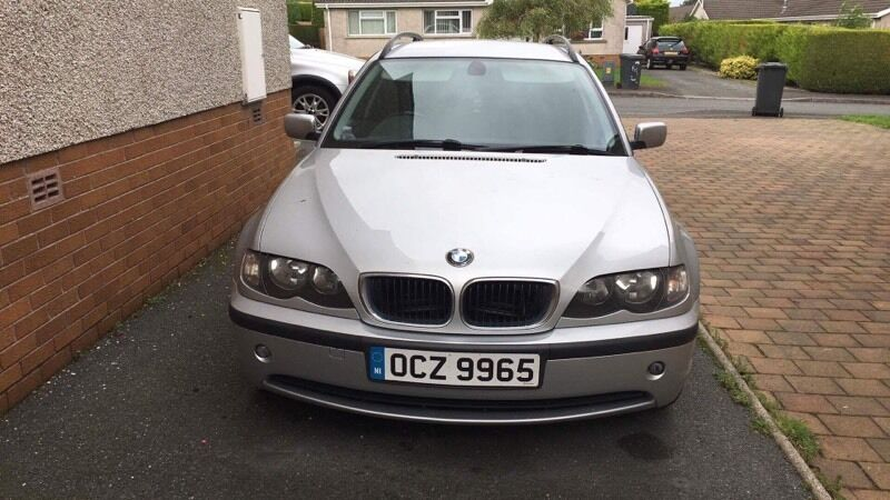 bmw 320d 2002 e46 touring mot to december 2017 in armagh county armagh gumtree. Black Bedroom Furniture Sets. Home Design Ideas