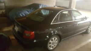 2 Audi a4 2.8 Quattro