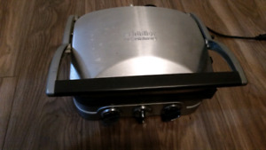 Cuisinart Griddler 5 in 1 Grill