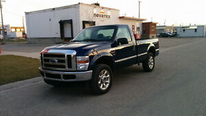 2008 Ford F-250 XL 6.4L 4x4 Only 122K No Accidents