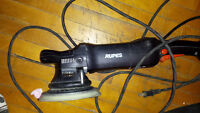 Rupes LHR21ES Big foot polisher with backing plate