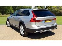 2017 Volvo V90 D4 Cross Country Auto With 36 Automatic Diesel Estate
