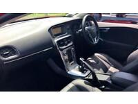 2017 Volvo V40 D3 Inscription W. Volvo On Cal Manual Diesel Hatchback