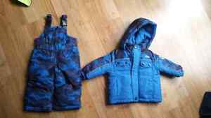 Toddle winter jacket and pants London Ontario image 6