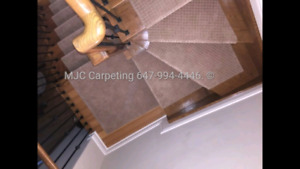 Installer Direct carpet installations and supply. 647-994-4446.