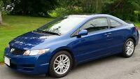 2011 Honda Civic SE Coupe (2 door) with full warranty!!!