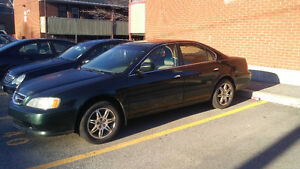 1999 Acura TL Sedan 3.2 v-tech full equip